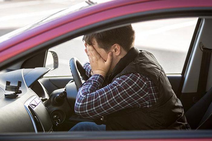 Nie mogę zdać prawa jazdy 1