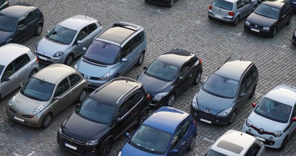 Jak parkować samochodem 2
