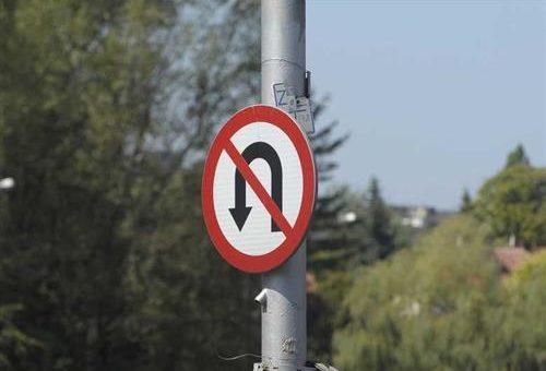 Pionowe znaki drogowe