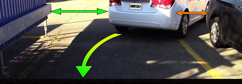 Jak parkować samochodem? 2